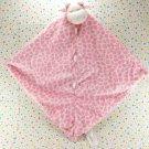Angel Dear Pink Giraffe Security Blanket Lovey