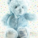 Baby Gund Blue My First Teddy Bear Baby Toy Plush Lovey