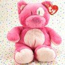 Ty Beanie Bluesy Teddy Bear Baby Toy Plush Lovey