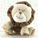 Carter's Lion Baby Rattle Toy Plush Lovey