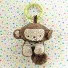 Fisher Price Snugamonkey Deluxe Newborn Rock 'n Play Sleeper Monkey Toy