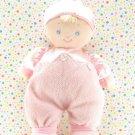 Baby Gund Satin Doll Pink Baby Doll Lovie