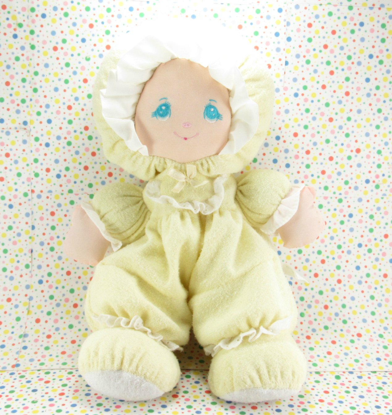 Especially Yours Doll Terrycloth Baby Doll