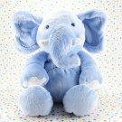 Koala Baby Blue Elephant Stitched Tummy Elephant Lovey