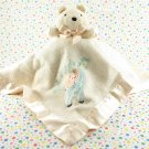 Carters Best Friends Bear Baby Blanket Blankie Security Lovey