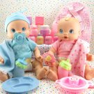 Baby Alive Twins 2006 Baby Alive Boy Wets n Wiggles