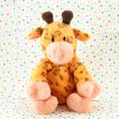 Baby Ty Pluffies Towers Giraffe Baby Toy Plush Lovey