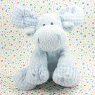 Baby Ty Pluffies Moose Twacks Reindeer Baby Toy Plush Lovey