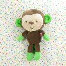 Fisher Price My Little Snugamonkey Baby Toy Plush Monkey Lovey