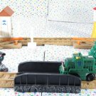 GeoTrax Crosstown Express Lines Rail Road Push Train Set