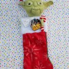 Star Wars Christmas Stocking Yoda Stuffed 3D Santa Hat