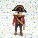 Playmobil Red Pirate Ship Pirate Figure