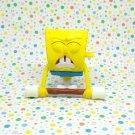 McDonald's Spongebob Squarepants Weightlifter 2012 Happy Meal Toy