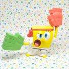 McDonald's Spongebob Squarepants Karate 2012 Happy Meal Toy