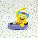 McDonald's Spongebob Squarepants Skateboarder 2012 Happy Meal Toy