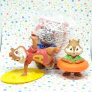 McDonald's Chipwrecked Alvin and the Chipmunks Happy Meal Toy Lot