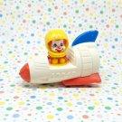 McDonald's Ronald McDonald In Space Shuttle  Under 3