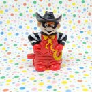 McDonald's Hamburglar Wind-Up Cowboy McRodeo Happy Meal Toy