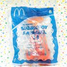 McDonalds Shark Boy and Lava Girl Squirter Happy Meal 2006