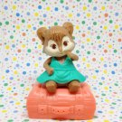 McDonald's Chipwrecked Alvin and the Chipmunks Eleanor Figure Happy Meal Toy