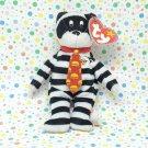 McDonald's Ty Beanie Hamburglar Happy Meal Toy Bear