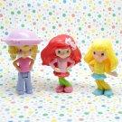 McDonalds Strawberry Shortcake Doll Lot
