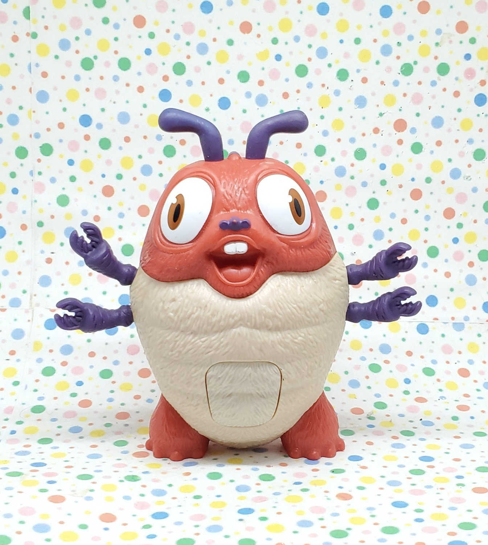 6 /21*SOLD~ McDonalds Monsters Vs Aliens Insectosaurus