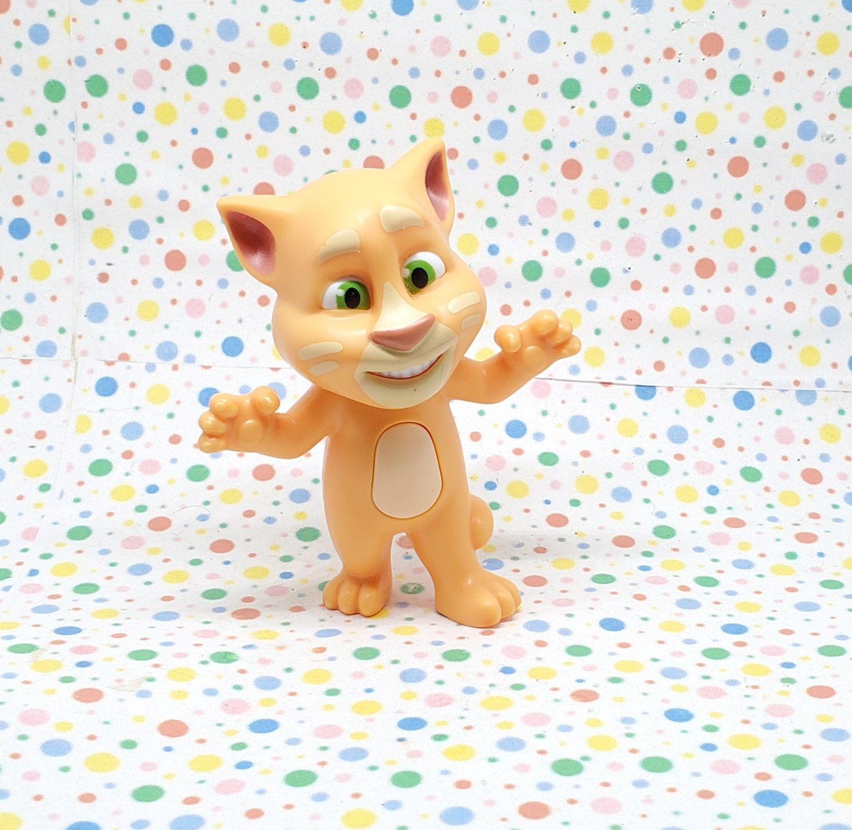 McDonalds Talking Tom Cat Figure