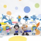 McDonalds Smurfs 2 Figures 2013 Lot of 14