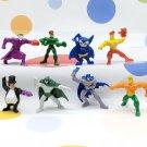 McDonalds Batman The Brave and The Bold Mini-Figures Lot