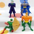 McDonalds Batman The Brave and The Bold Figures Lot
