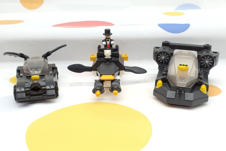 McDonalds Batman Lego Batman Lot 2008