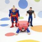 McDonalds Superman Figures Lot