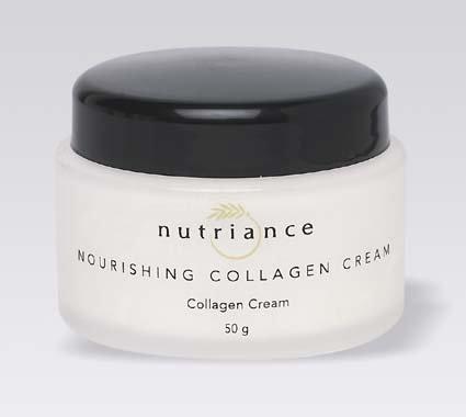 Nourishing Collagen Cream.