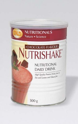 Nutrishake - Chocolate