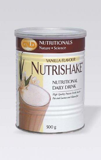 Nutrishake - Vanilla