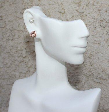 Dainty Knot Earrings