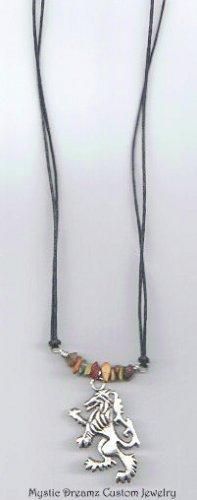 Griffon Fancy Jasper Necklace