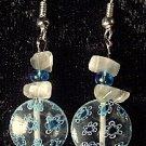 Moon Flower Earrings