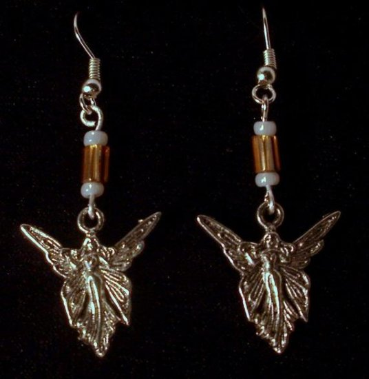 Topaz Fairy Earrings