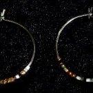 Pixi Ring Hoop Earrings