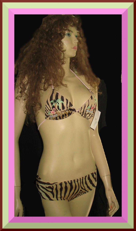 Victoria�s Secret Letarte Leopard Print Bikini 10   162511