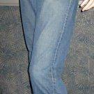 Gap Bootcut Blue Low Rise Women's Stretch Jeans size 10  709718