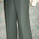 A.B.S Allen Schwartz $198 Black Fully Lined Pants 10  720875