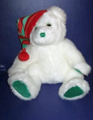 Ty Classic Plush Merry The Bear ty1225