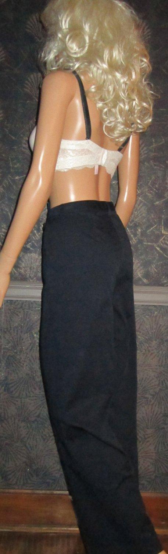 Coldwater Creek $80 Classic Fit Elegant Navy Blue Dress Pants 6  D1054