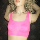 Victoria's Secret $52 VSX Hot Pink & Pale Purple Sport Bra Small 294265