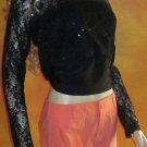 Victoria's Secret $50 Poplin Cuffed Orange Shorts 8 281630