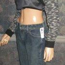 NWT Gap Flare Blue Denim Stretch Cotton Jeans 8 828909