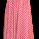 Victoria's Secret White & Red Silk & Cotton Sleeveless Sun Dress 14 236558